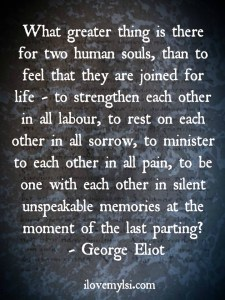 Two human souls.