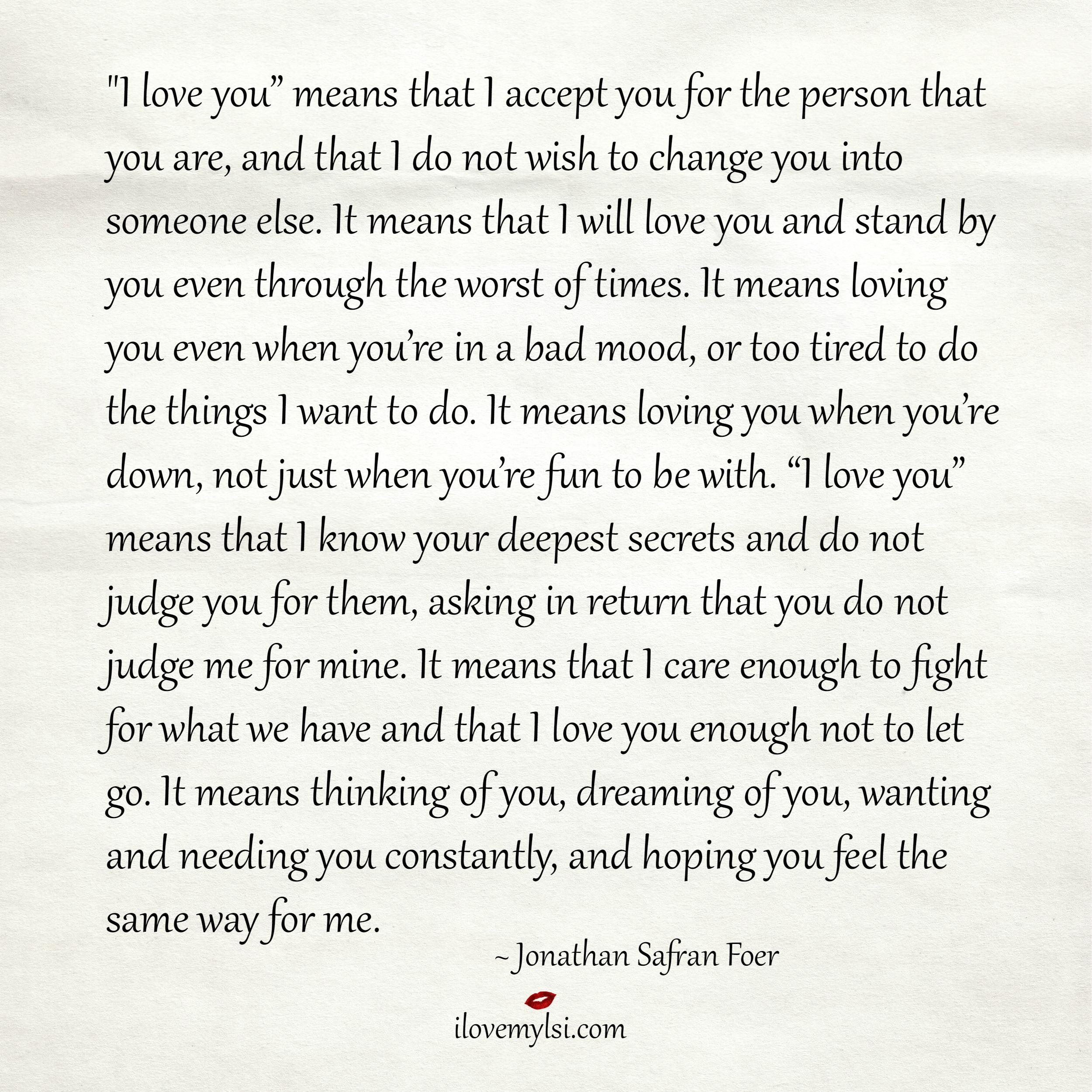 Romantic Ways Say I Love You