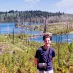 Grand Teton NP hike to Taggart Lake