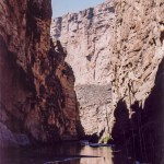 Big Bend NP Santa Elena Canyon