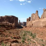 Arches NP Park Avenue