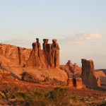 Arches NP Three Gossips