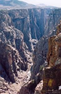 Black Canyon NP Gunnison River