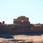 Canyonlands NP Wooden Shoe Arch