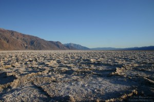 Death Valley NP salt flats