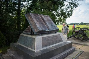 Gettysburg NMP high water mark