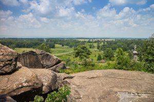 Gettysburg NMP Little Round Top
