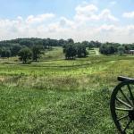 Gettysburg NMP Cemetery Hill