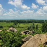 Gettysburg NMP Little Round Top panorama