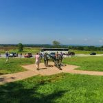 Gettysburg NMP Oak Ridge panorama