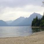Glacier NP Lake McDonald