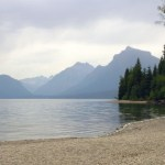 Glacier NP Lake McDonald