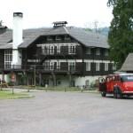 Glacier NP Lake McDonald Lodge