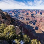 Grand Canyon Mather Point View