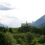Waterton Lakes NP Prince of Wales Hotel