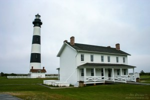 Bodie Island lighthouse (April)