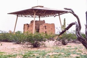 Casa Grande NM ruins