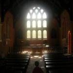 Colonial NHP Jamestown church