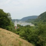 Harpers Ferry NHP Jefferson Rock