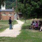 Harpers Ferry NHP civil war volunteer