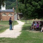 Harpers Ferry NHP civil war volunteer