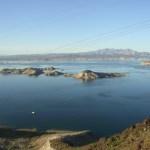 Lake Mead NRA lake overlook