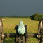 Manassas NBP Union cannon