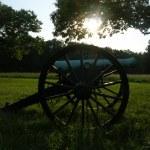 Manassas NBP Confederate cannon