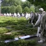 National Mall Korean War Veterans Memorial