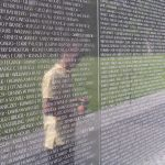 National Mall Vietnam Veterans Memorial