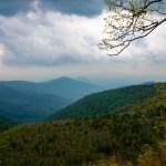 Shenandoah NP Ivy Creek overlook