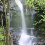 Shenandoah NP Lower Doyles River Falls