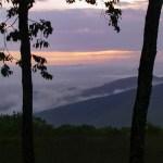 Shenandoah NP sunset