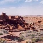 Wupatki NM pueblo ruins