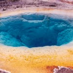 Yellowstone NP Morning Glory Pool