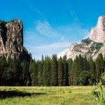 Yosemite NP Half Dome