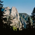 Yosemite NP Sentinel Rock