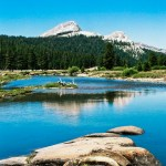 Yosemite NP Tuolumne Meadows