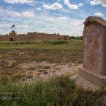 Bent's Old Fort Dorris grave