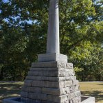 Natchez Trace Meriwether Lewis Memorial