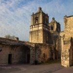 San Antonio Missions NHP Concepcion church