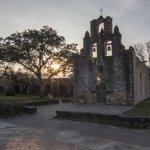 San Antonio Missions NHP Espada church