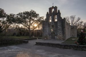 San Antonio Missions NHP Espada church