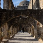 San Antonio Missions NHP San Jose arches