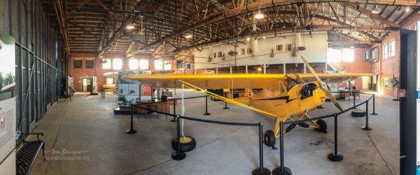 Tuskegee Airmen NHS Hangar 1