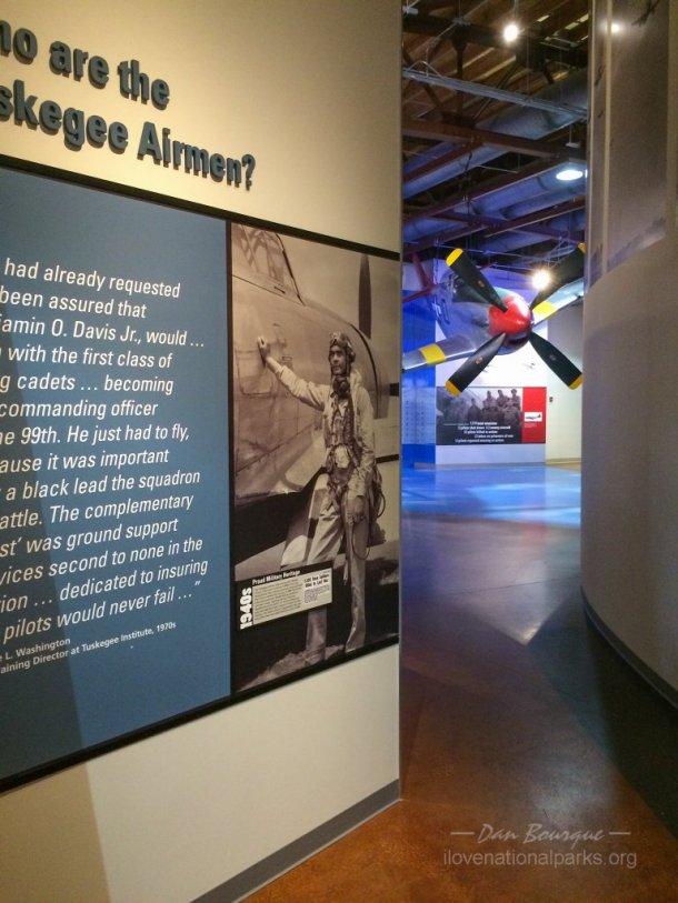 Tuskegee Airmen NHS Hangar 2