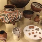 Tonto Polychrome Pottery