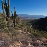 Tonto View from Trail