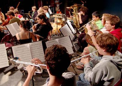 DARTS BSO Student Creative Arts Camp Newton Days in the Arts sleep away camp ILoveNewton.com