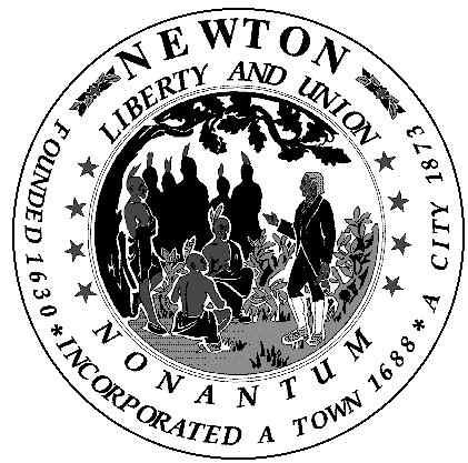 Newton MA seal